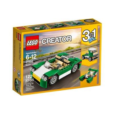 LEGO Creator Zöld cirkáló 31056