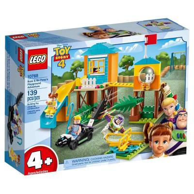 LEGO Juniors Buzz és Bo Peep játszótéri kalandja 10768