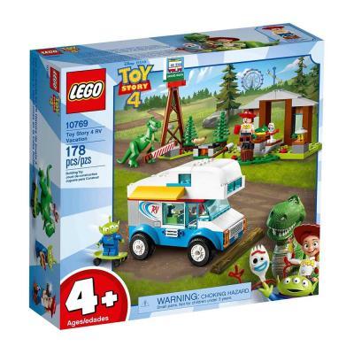 LEGO Juniors Toy Story 4 Lakóautós vakáció 10769