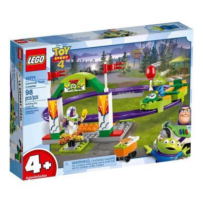 LEGO Juniors Karneváli hullámvasút 10771