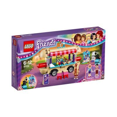 Lego Friends Vidámparki hotdog árusító kocsi 41129