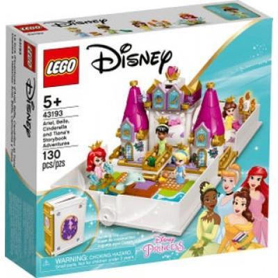 LEGO Disney Princess 43193 Ariel, Belle, Cinderella