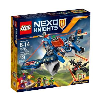 Lego Nexo Knights Aaron Fox V2-es légszigonya 70320