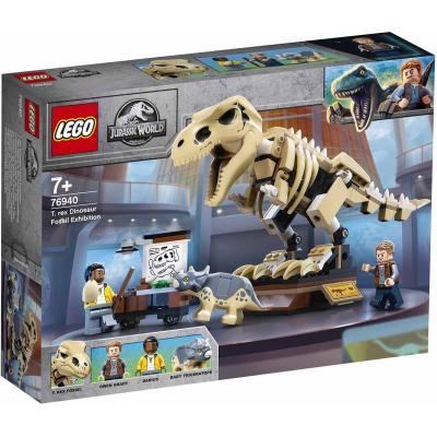 T-Rex dinoszaurusz őskövület kiállítás