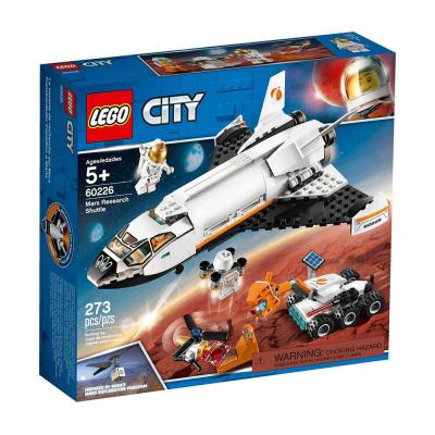 LEGO City Marskutató űrsikló 60226