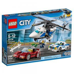 LEGO City Gyorsasági üldözés 60138