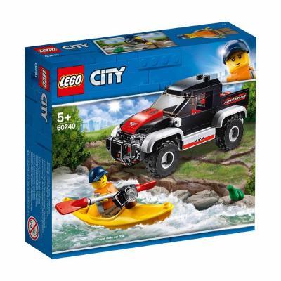 LEGO City Kajakos kaland 60240