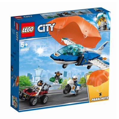 LEGO City Légi rendőrségi ejtőernyős letartóztatás 60208