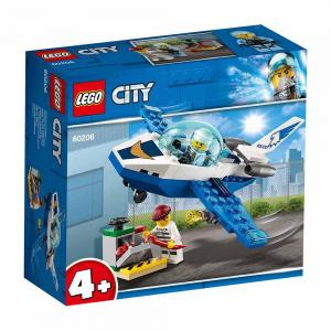 LEGO City Légi rendőrségi járőröző repülőgép 60206