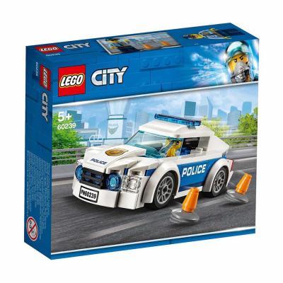 LEGO City Rendőrségi járőrkocsi 60239