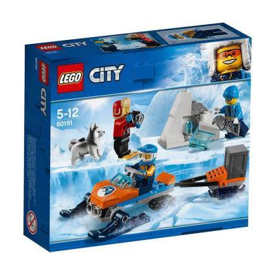 LEGO City Sarkvidéki expedíciós csapat 60191