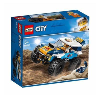 LEGO City Sivatagi rali versenyautó 60218