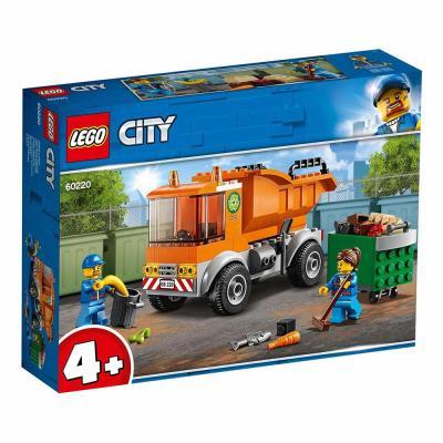 LEGO City Szemetes autó 60220