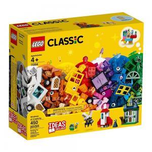 LEGO Classic A kreativitás ablakai 11004