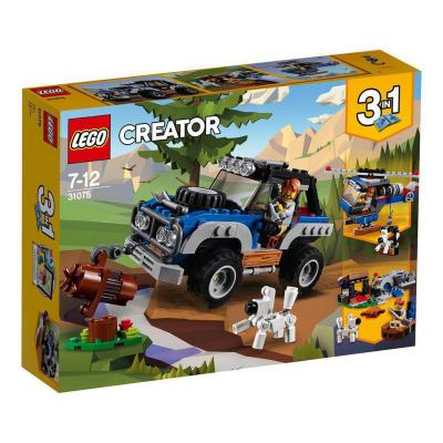 LEGO Creator Messzi kalandok 31075