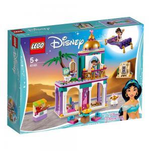 LEGO Disney Aladdin és Jázmin kalandjai a palotában 41161