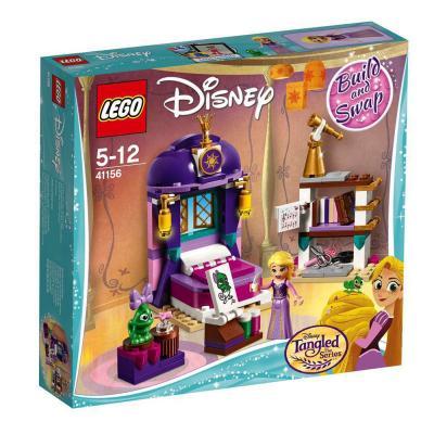 LEGO Disney Aranyhaj hálószobája a kastélyban 41156
