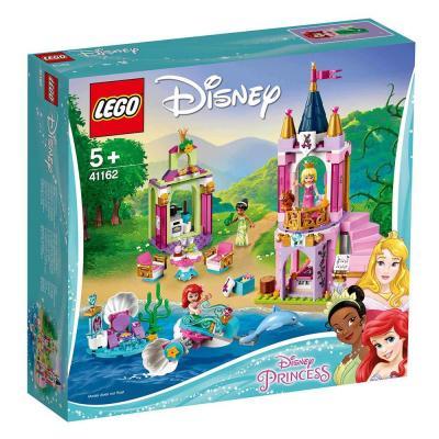 LEGO Disney Ariel, Aurora és Tiana királyi ünnepsége 41162