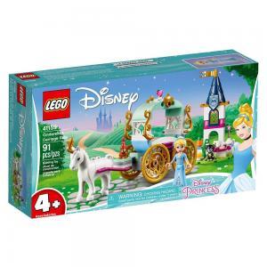LEGO Disney Hamupipőke hintója 41159