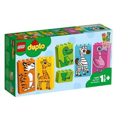 LEGO Duplo Első Vidám Kirakóm 10885
