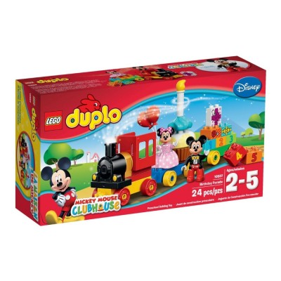LEGO Duplo Mickey és Minnie szülinapi felvonulás 10597
