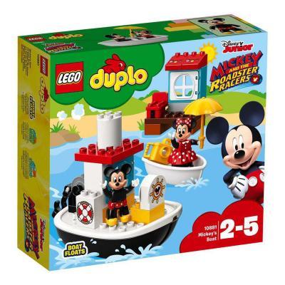LEGO Duplo Disney Miki egér csónakja