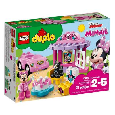 LEGO Duplo Disney Minnie születésnapi zsúrja 10873