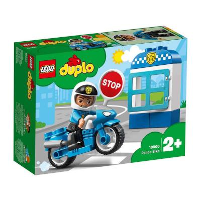 LEGO Duplo Rendőrségi motor 10900