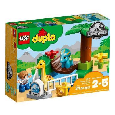 LEGO Duplo Szelíd óriások állatkerti simogatója 10879