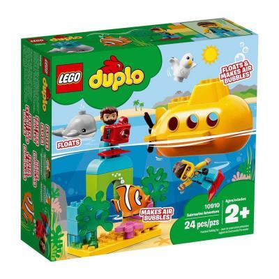 LEGO Duplo Tengeralattjárós kalandok 10910