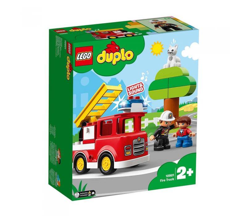 LEGO Duplo Tűzoltóautó 10901