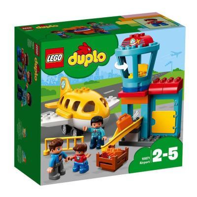 LEGO Duplo Város Repülőtér 10871