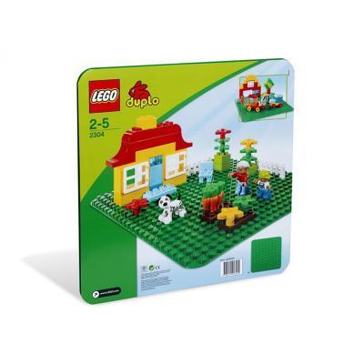 LEGO Duplo zöld alaplap 2304