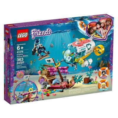 LEGO Friends Delfin mentési akció 41378