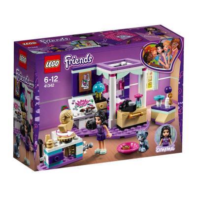 LEGO Friends Emma kreatív hálószobája 41342