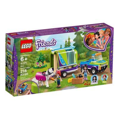 LEGO Friends Mia lószállító utánfutója 41371