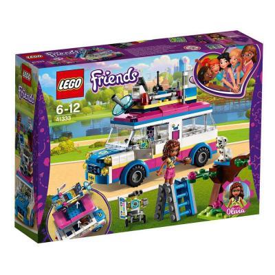 LEGO Friends Olivia felderítő járműve 41333