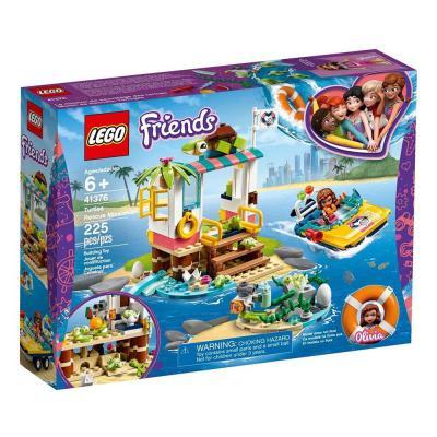 LEGO Friends Teknős mentési akció 41376