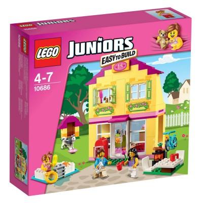 LEGO Juniors Családi ház 10686