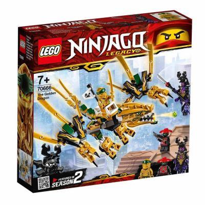 LEGO Ninjago Az aranysárkány 70666