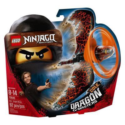 LEGO Ninjago Cole Sárkánymester 70645