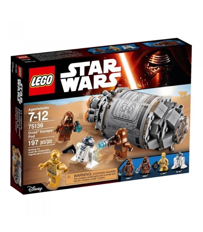 LEGO Star Wars Droid menekülő gondola 75136