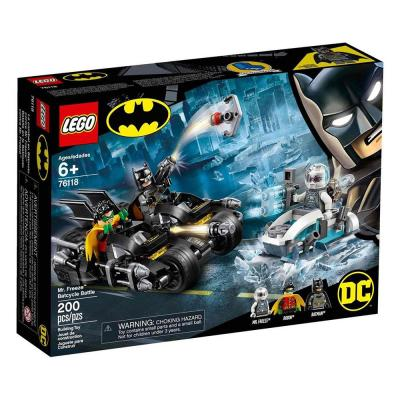 LEGO Super Heroes Mr. Freeze Batmotoros 76118