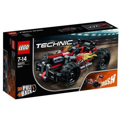 Lego Technic Ütköztethető versenyjármű II. 42073