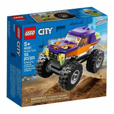 LEGO City Óriás-teherautó 60251