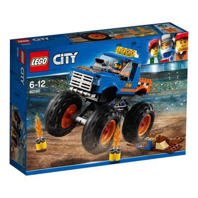 LEGO City Óriási teherautó 60180