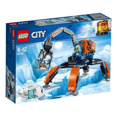LEGO City Sarkvidéki lánctalpas jármű 60192