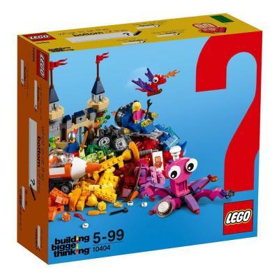 LEGO Classic Az óceán mélyén 10404