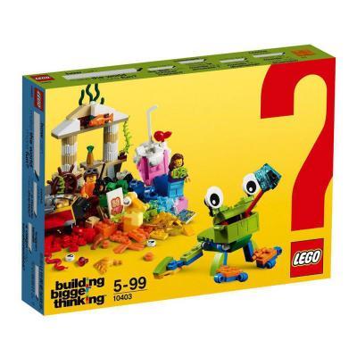 LEGO Classic Szórakoztató világ 10403