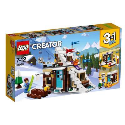 LEGO Creator Moduláris téli vakáció 31080